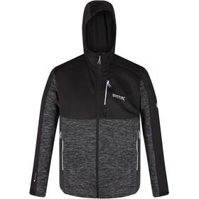 Regatta Cadford Fleece Jacket Men, black/ash